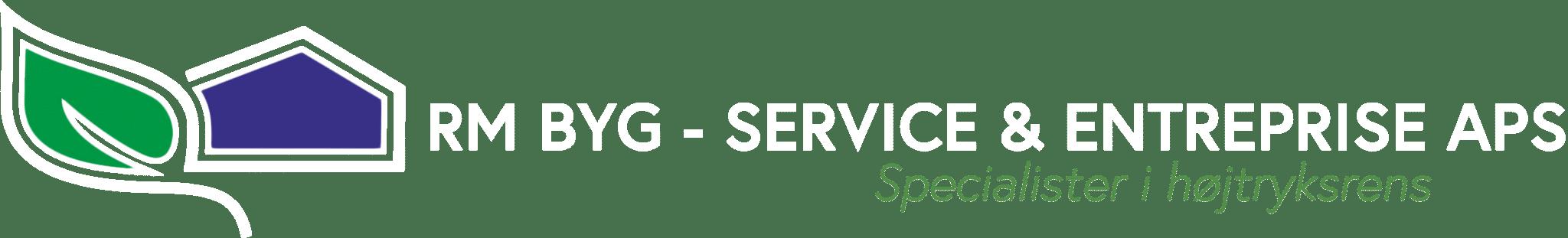 RM BYG - SERVICE OG ENTREPRISE ApS